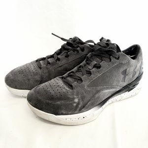 Under Armour Stephen Curry 1 Lix low gray sneakers